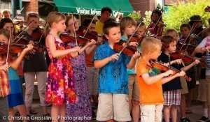 String Players - OtHA SummerFest Workshop