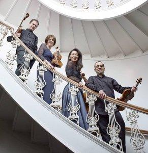 Brentano Quartet, WinterFest 2020, Off the Hook Arts