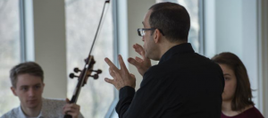 Master Class with Brentano Quartet - WinterFest 2020