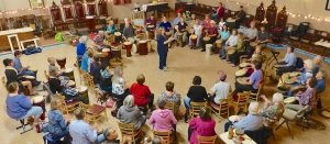 Drumming Circle: One, Two, Let's All Play - SummerFest 2020 Off the Hook Arts