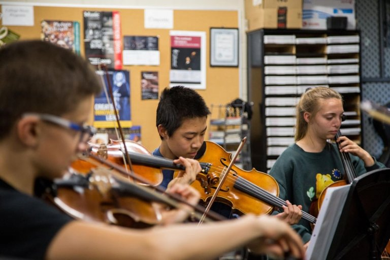 Summer Chamber Music Academy Program