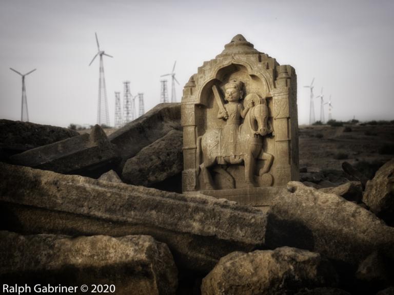 royal centotaph at Barabagh